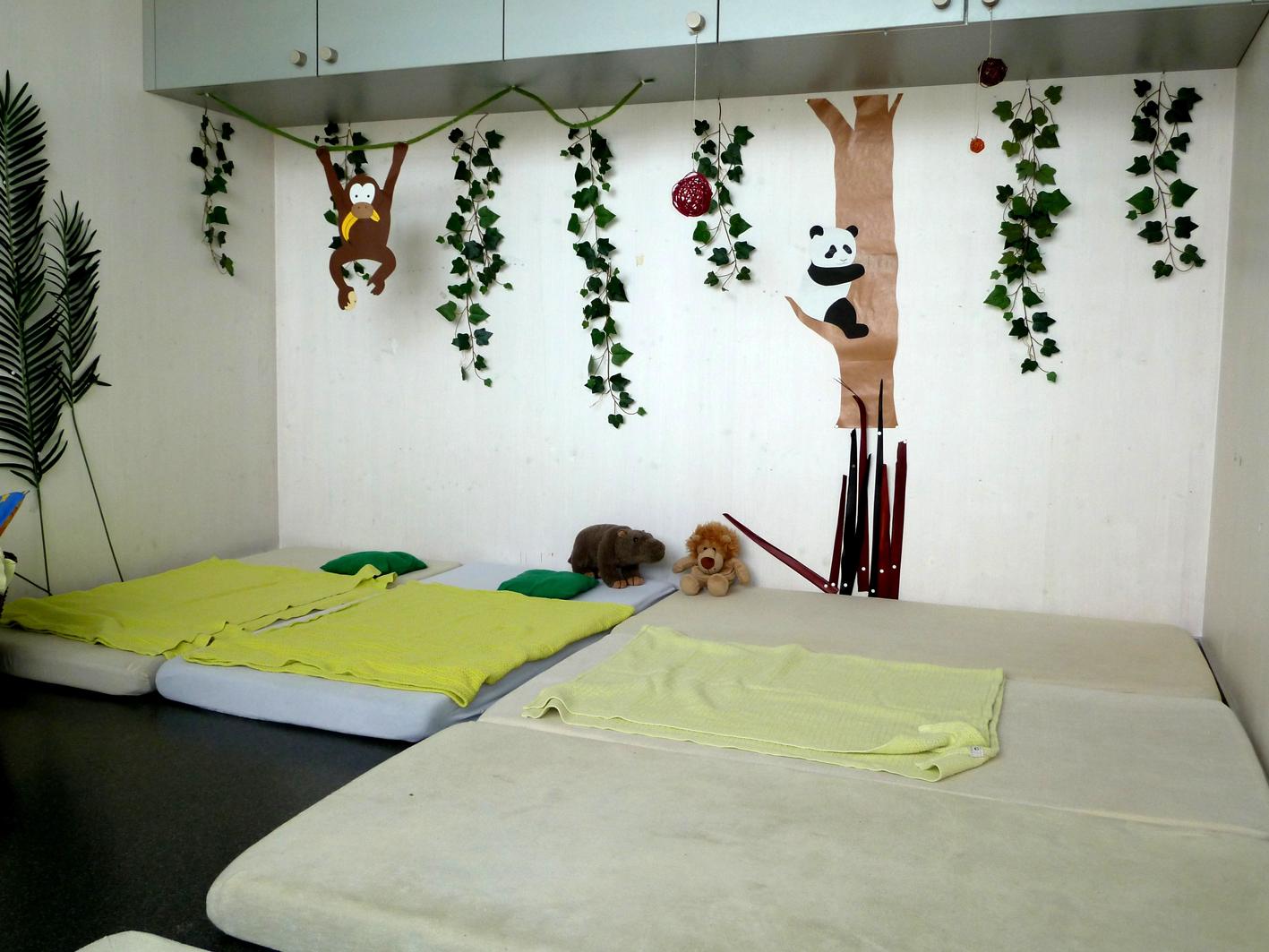 babyecke im schlafzimmer gestalten – menerima, Schlafzimmer entwurf